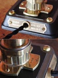画像3: 工業系卓上照明|インダストリアル黒キャンドルテーブルライト|Hi-Romi.com 完全オリジナル照明