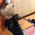 画像18: アメリカンスタイル照明|インダストリアル配管 シェード付ブラケットライト (18)