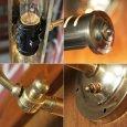 画像13: ピクチャーライト|インダストリアル工業系壁掛け照明ブラケットライト真鍮 (13)