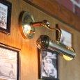 画像3: ピクチャーライト|インダストリアル工業系壁掛け照明ブラケットライト真鍮 (3)