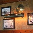 画像6: ピクチャーライト|インダストリアル工業系壁掛け照明ブラケットライト真鍮 (6)