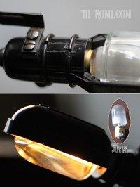 画像3: 工業系照明|SINGERミシンライト&角度調整付デスクライト