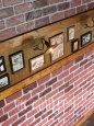画像8: インダストリアル真鍮平皿シェードブラケットライト|工業系照明 (8)