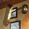 画像1: ヴィンテージピクチャーライト|インダストリアル工業系壁掛け照明ミッドセンチュリーブラケットライト (1)