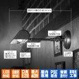 画像17: ヴィンテージピクチャーライト|インダストリアル工業系壁掛け照明ミッドセンチュリーブラケットライト (17)