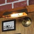 画像3: ヴィンテージピクチャーライト|インダストリアル工業系壁掛け照明ミッドセンチュリーブラケットライト (3)