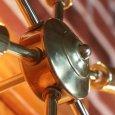 画像9: ミッドセンチュリースプートニクランプ6灯ブラケットライト/USA50's60'sアメリカヴィンテージ壁掛け照明  (9)