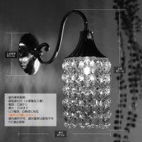 画像3: USAヴィンテージミニシャンデリアブラケットライト壁掛け照明|アンティーク花型スモークベル