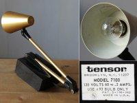 画像2: USAヴィンテージTENSORブラケット兼用デスクライトMODEL7100/60'sミッドセンチュリー照明テーブルランプ