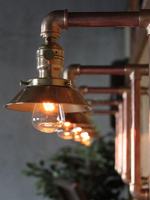 アメリカン照明・工業系